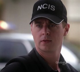 Sean Murray in NCIS, episode Code of conduct, s7, ep 5
