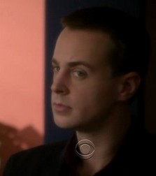 Sean Murray in NCIS, episode Double Identity (s7, ep17)