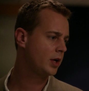 Sean Murray in NCIS, episode Good cop, bad cop, s7, ep 4