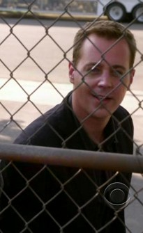 Sean Murray in NCIS, episode Inside Man, s7, ep 3