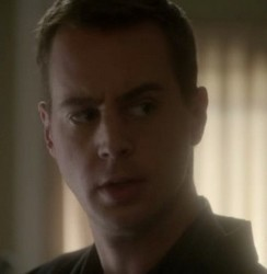 Sean Murray in NCIS, episode Jetlag (s7, ep13)