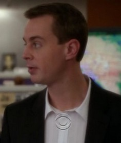 Sean Murray in NCIS, episode Mother`s Day (s7, ep16)