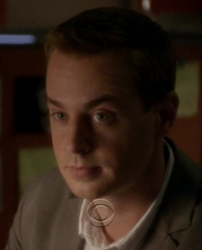 Sean Murray in NCIS, episode Outlaws and Inlaws, s7, ep 6