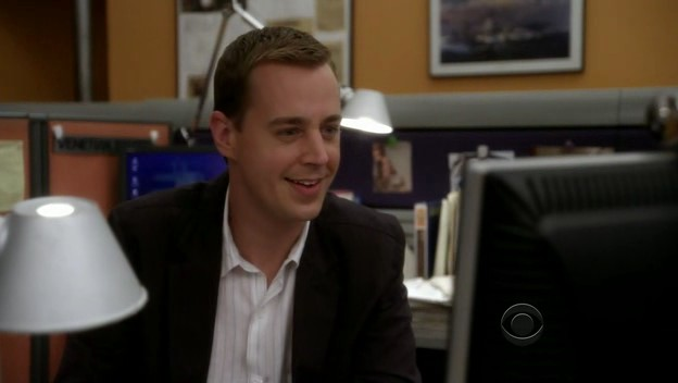 Sean Murray in NCIS, episode Power Down (s7, ep 8)