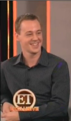 Sean Murray,  interview on ET Channel, September 14, 2009
