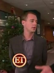 Interview Sean Murray (E.T. channel, for Xmas episode 2009 `Faith`)