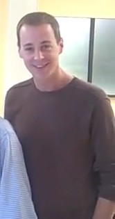 Sean Murray, first read table, july 2010, 12 (season 8, NCIS)