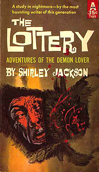 """the lottery by shirley jackson cruelty The lottery comparison of tradition  reading """"the lottery,"""" by shirley jackson jackson uses irony to suggest an underlying evil, hypocrisy, and weakness of."""