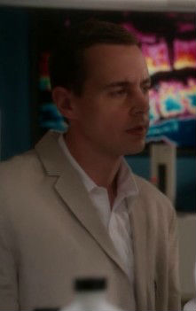 Sean in `The nature of the beast` s9, ep1