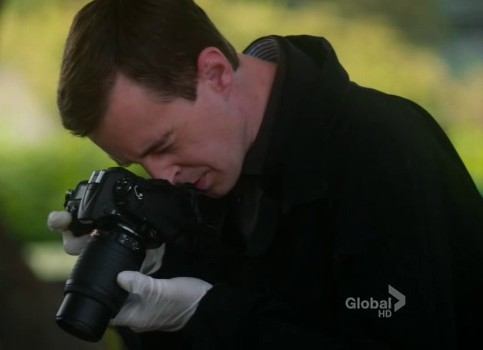 Sean Murray in NCIS, episode Penelope papers (S9, ep 3)