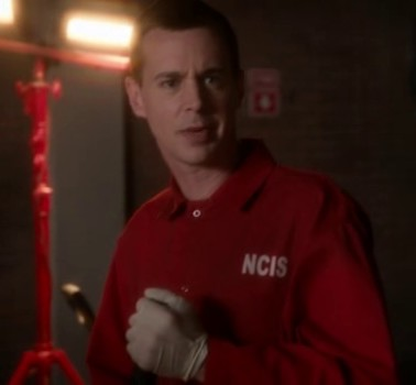 Sean Murray in NCIS, episode Restless (NCIS, S9, ep2)