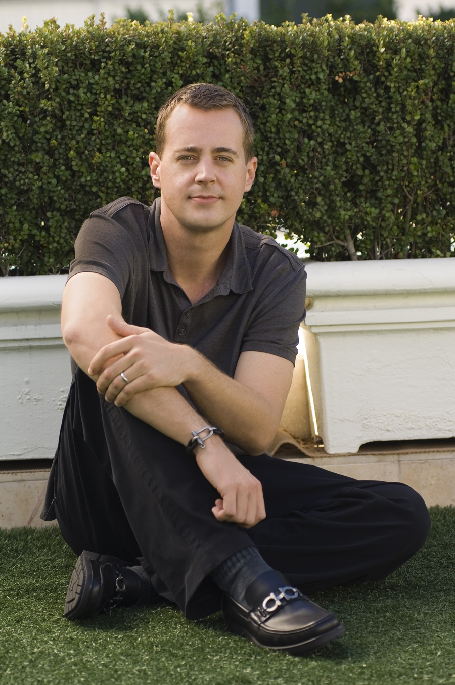 Sean Murray, 2009, photoshot by Jeff Katz (L.A.)